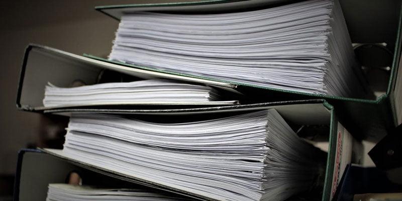 Custodia documental: Guardar los archivos de forma eficiente